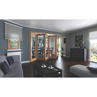 Jeld-Wen Shaker 1-Panel Interior Room Divider Unfinished 2052 x 3163mm