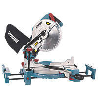 Erbauer ERB718MSW 255mm Single-Bevel Non-Sliding  Collapsible Compound Mitre Saw 220-240V