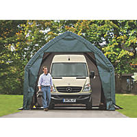 Rowlinson ShelterLogic Truck Shelter 13' x 20' (Nominal) Best Price, Cheapest Prices