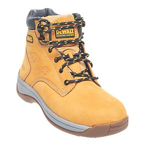 Dewalt Bolster Safety Boots Honey Size 8 Safety Boots