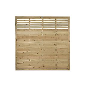 forest kyoto fence panels 1 8 x 5 pack decorative. Black Bedroom Furniture Sets. Home Design Ideas