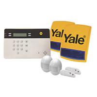 Yale Wireless Premium GSM Burglar Alarm Kit