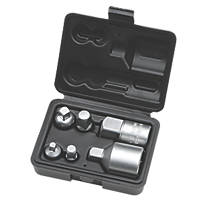 Hilka Pro-Craft Universal Adaptor Set 6 Pieces