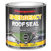 Thompsons Emergency Roof Seal Black 1Ltr