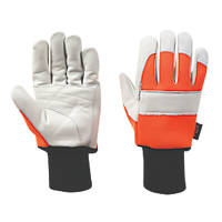 Site  Chainsaw Gloves L