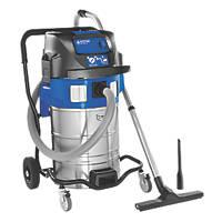 Nilfisk Attix 961-01 3000W 70Ltr Professional Wet & Dry Vacuum 240V