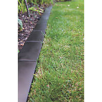 lawn edging outdoor projects. Black Bedroom Furniture Sets. Home Design Ideas