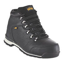 Site Meteorite Safety Boots Black Size 11