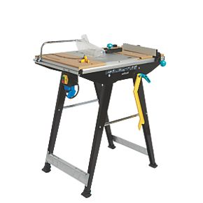 wolfcraft master cut 1500 multifunction workbench. Black Bedroom Furniture Sets. Home Design Ideas