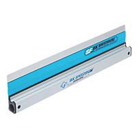 OX Speedskim Plasterers Rule Stainless Steel Blade 600mm