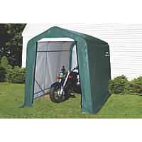 Rowlinson ShelterLogic Shed 6' x 10' (Nominal) Best Price, Cheapest Prices