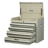 Hilka Pro-Craft 4-Drawer Classic Tool Chest