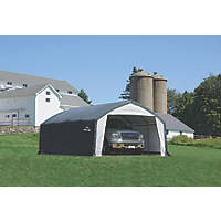 Rowlinson ShelterLogic Accelaframe Shed 12' x 20' (Nominal) Best Price, Cheapest Prices