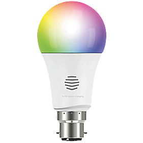 hive active light gls bc rgb colour changing bulb rgb 9w. Black Bedroom Furniture Sets. Home Design Ideas