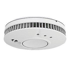 fireangel pro wst 230 wireless interlink thermoptek smoke alarm smoke alarms. Black Bedroom Furniture Sets. Home Design Ideas