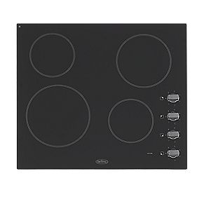 how to clean ceramic hob