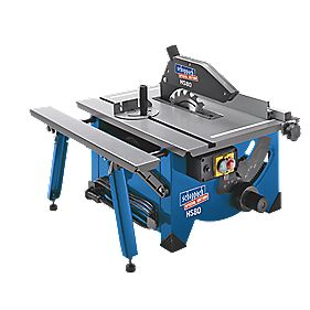 Scheppach Hs80 210mm Tilt Arbor Table Saw 240v Table Saws