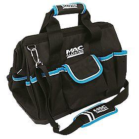 mac allister hard base tool bag 17 tool bags. Black Bedroom Furniture Sets. Home Design Ideas