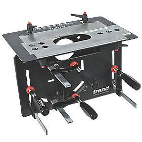 Trend 250mm Mortise Amp Tenon Jig Woodworking Jigs