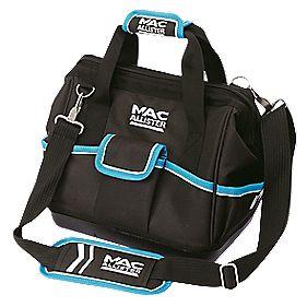 mac allister hard base tool bag 12 tool bags. Black Bedroom Furniture Sets. Home Design Ideas
