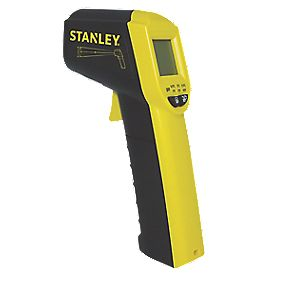 Stanley stht0 77365 infrared non contact digital thermometer thermometers for Stanley home design software free download