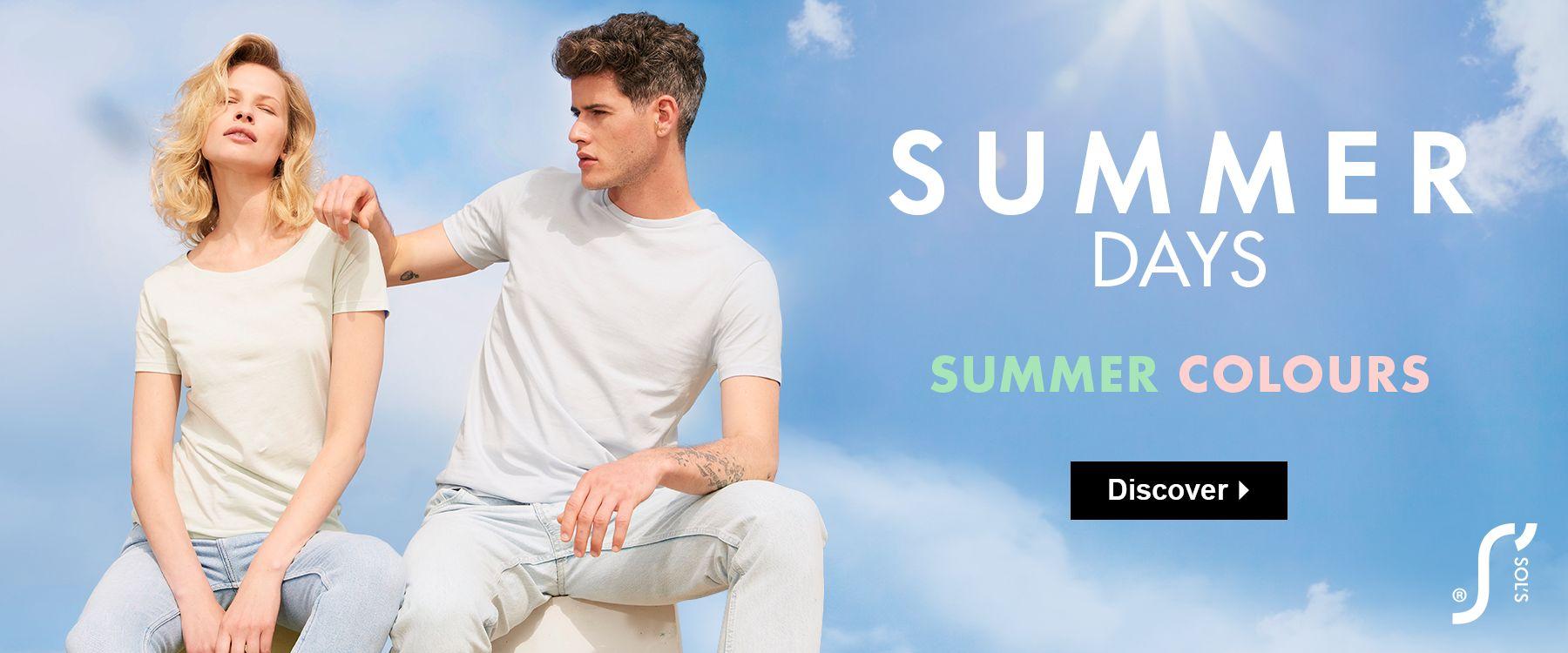 collection summer SOL\\\\\\\\\\\\\\\'S : couleurs pastels, punchy pour toute la famille