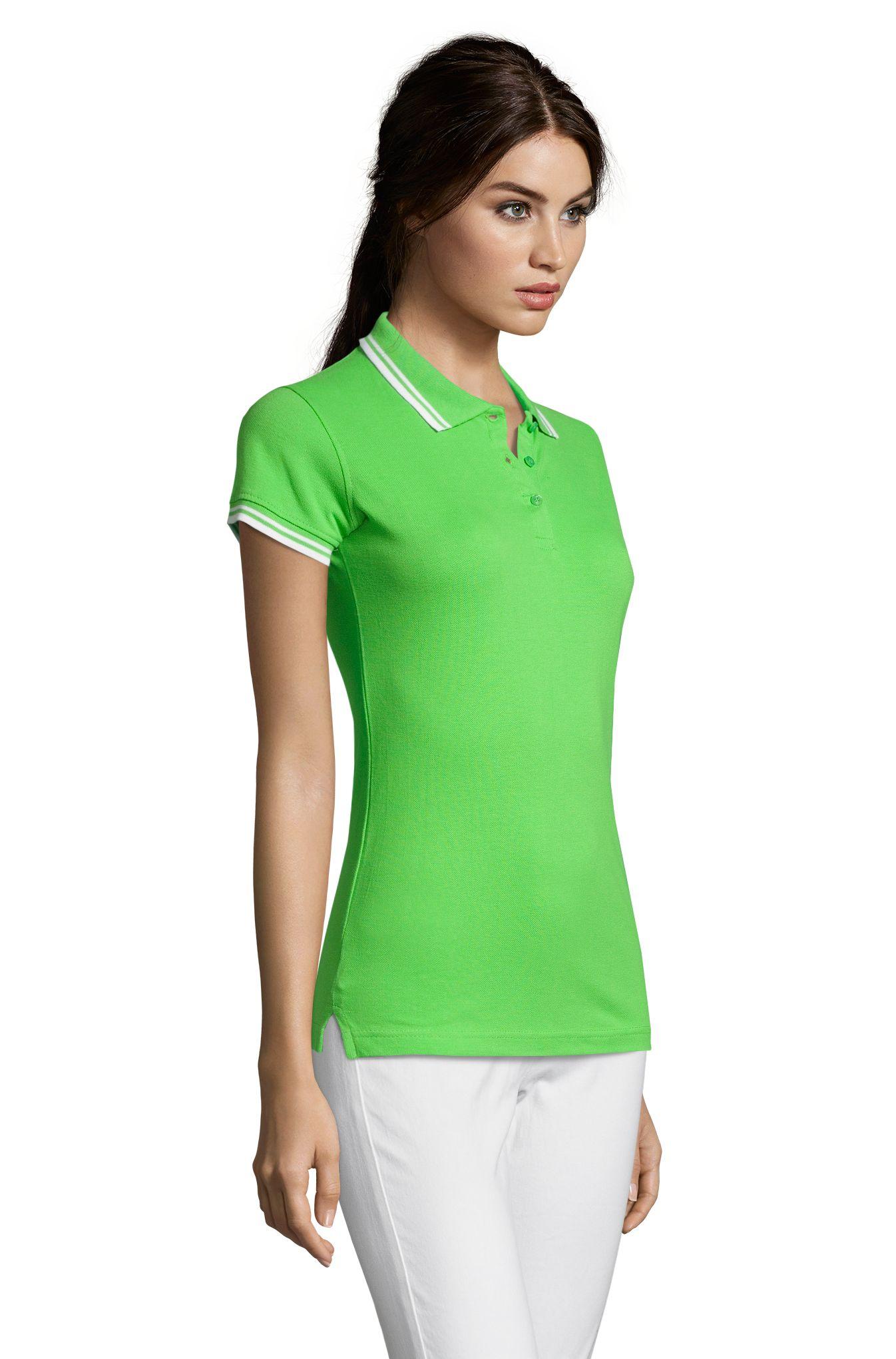 794 - Lime / Blanc