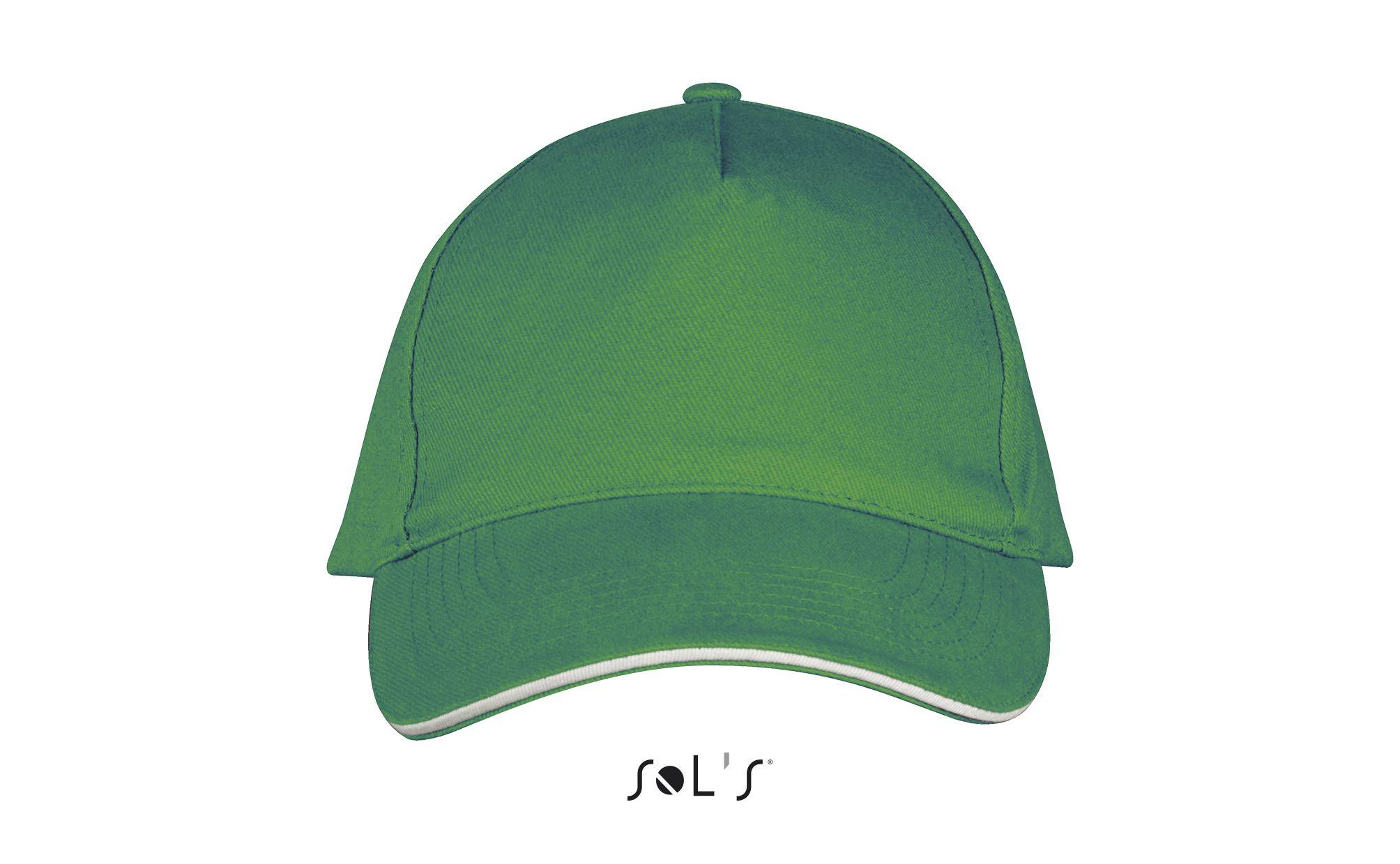 920 - Vert Prairie / Blanc