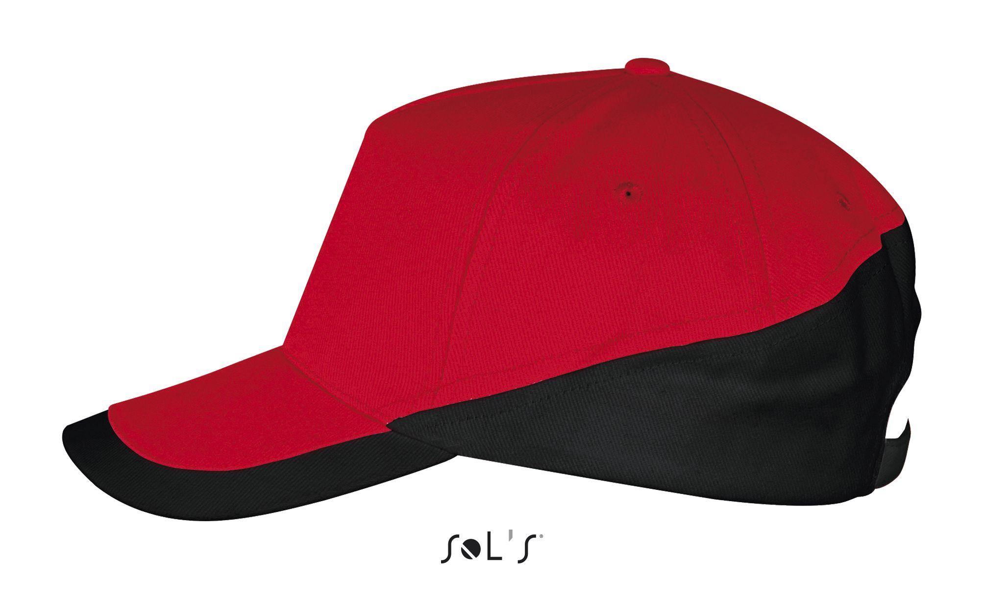 937 - Red / Black