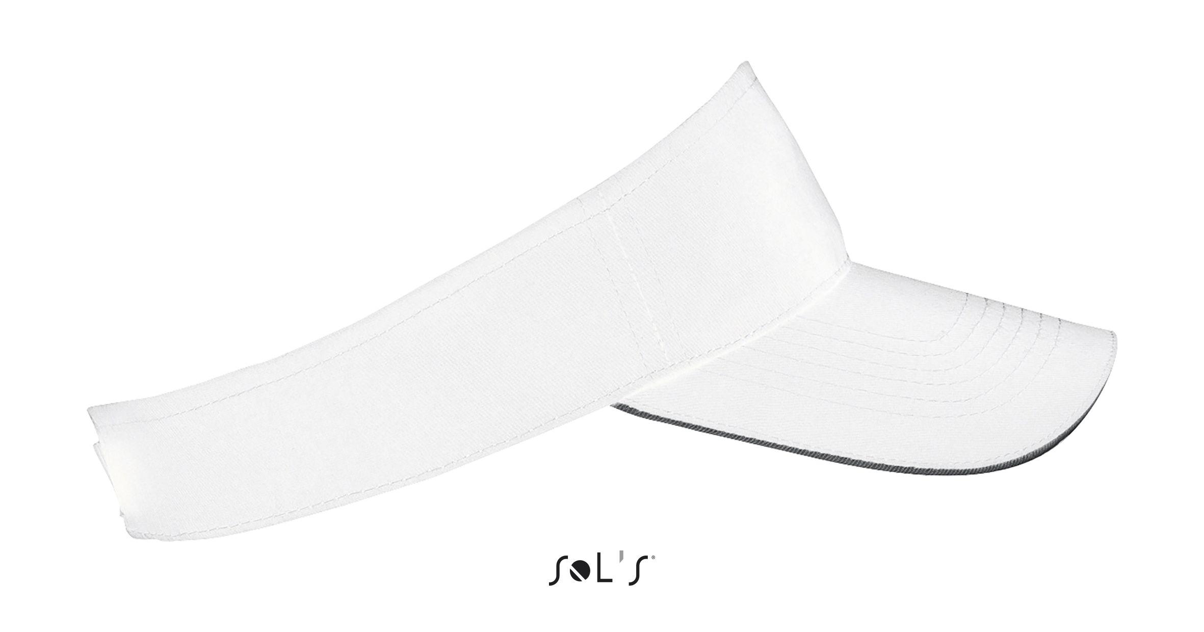906 - Branco / Preto