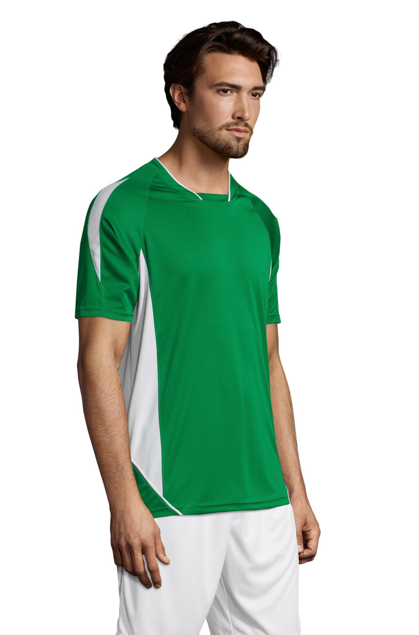 933 - Vert vif / Blanc