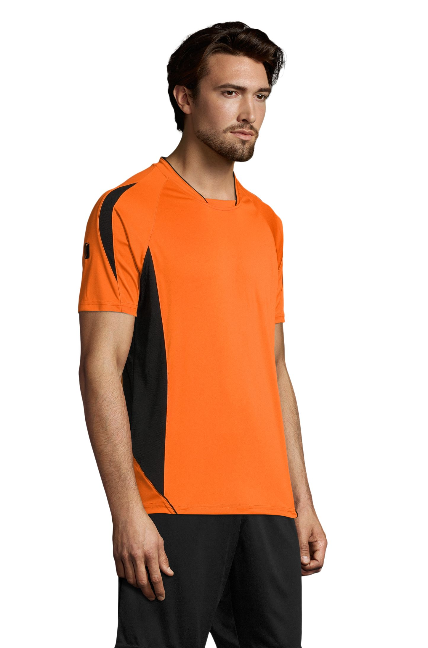 938 - Orange / Noir