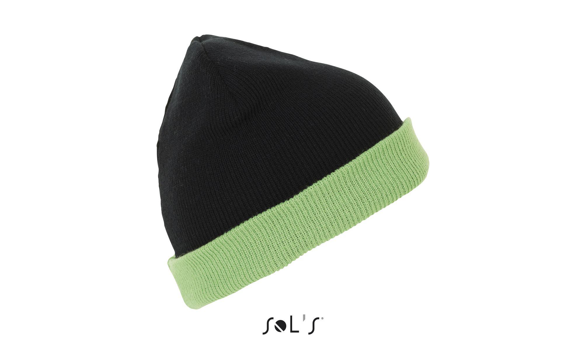 931 - Noir / Lime