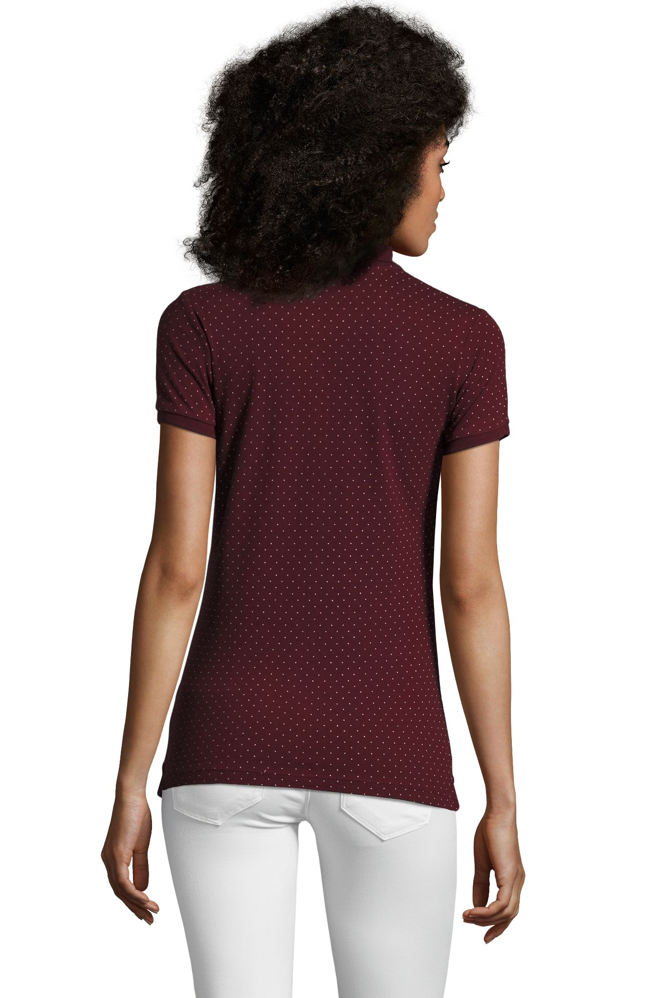 502 - Oxblood / White