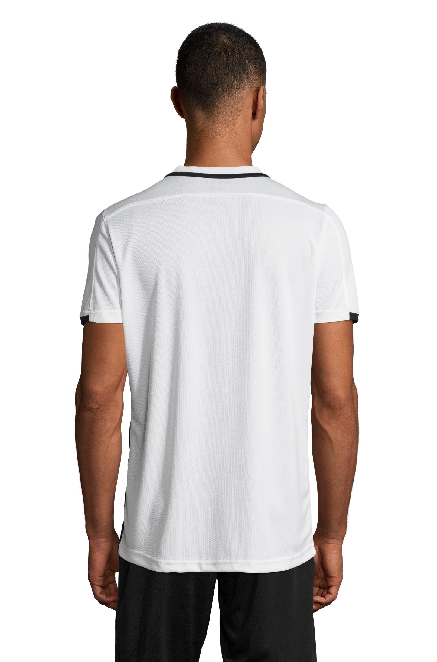 906 - Blanc / Noir