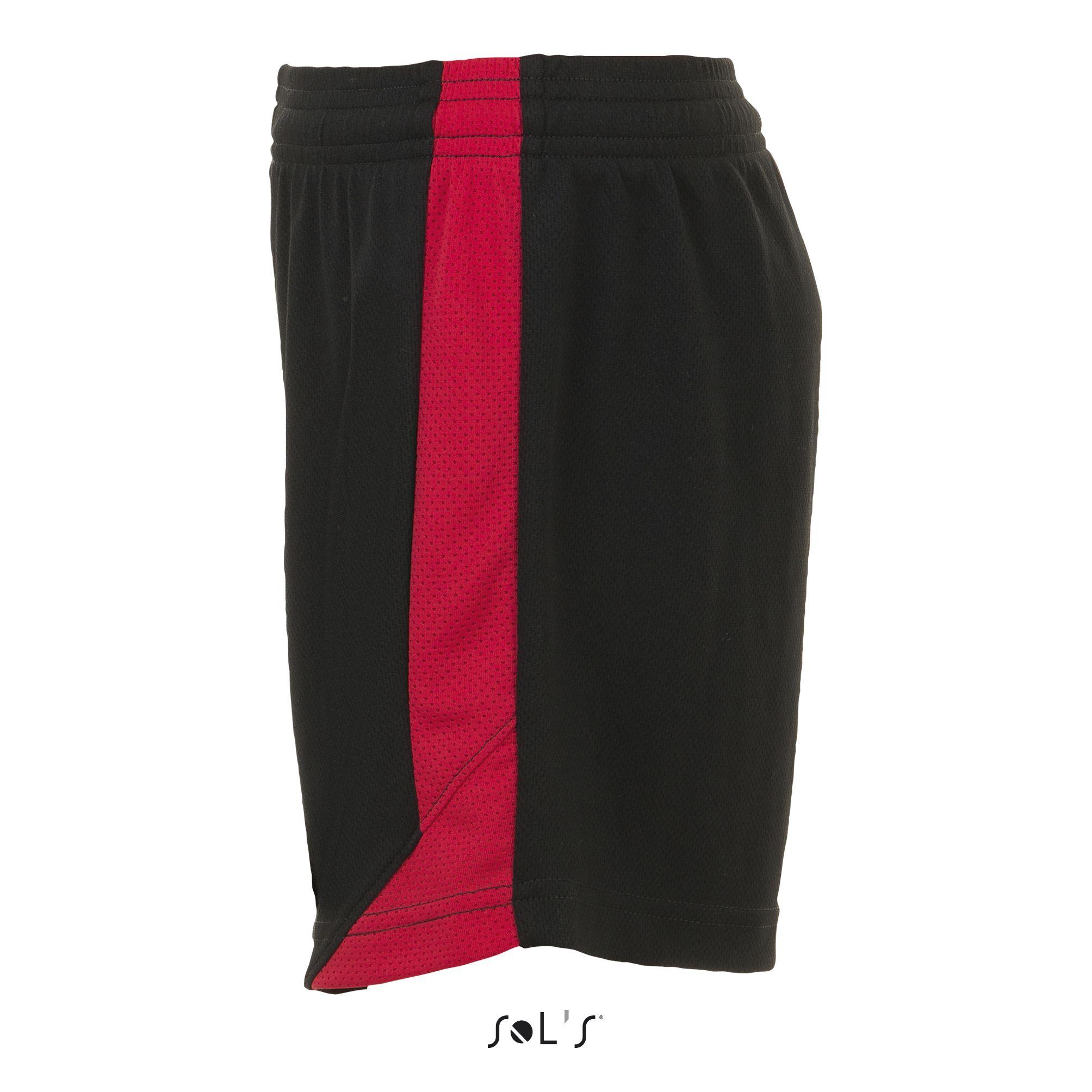 917 - Noir / Rouge