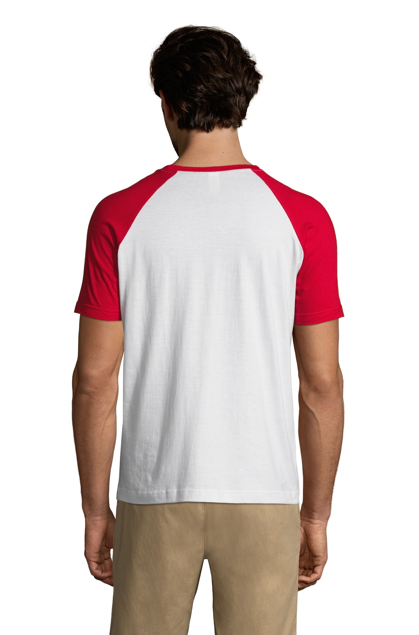 987 - White / Red