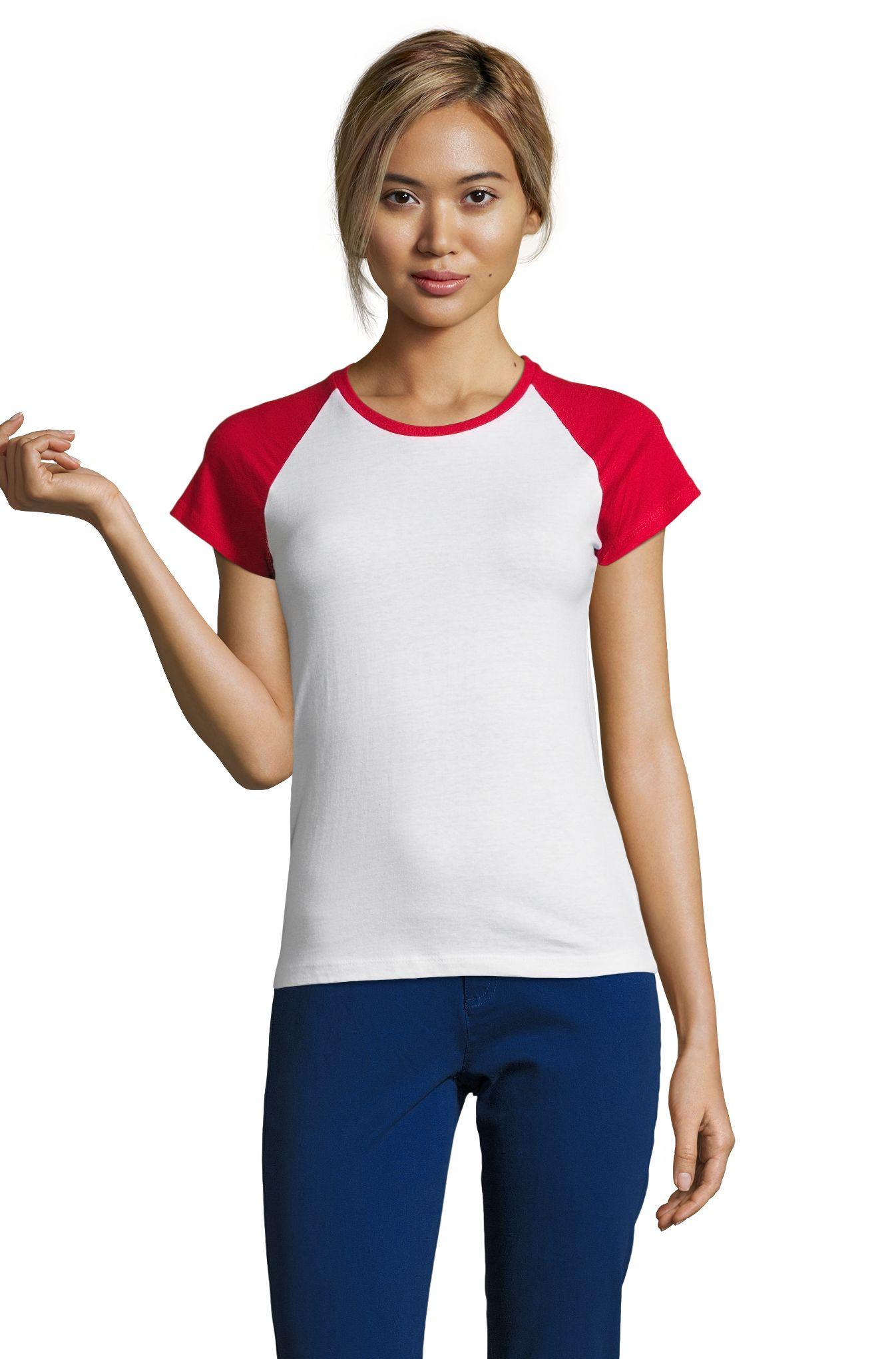 987 - White / Red