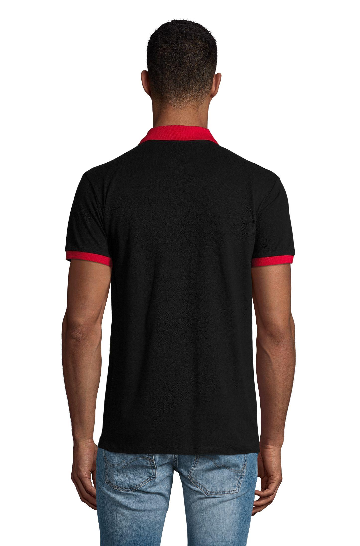917 - Black / Red