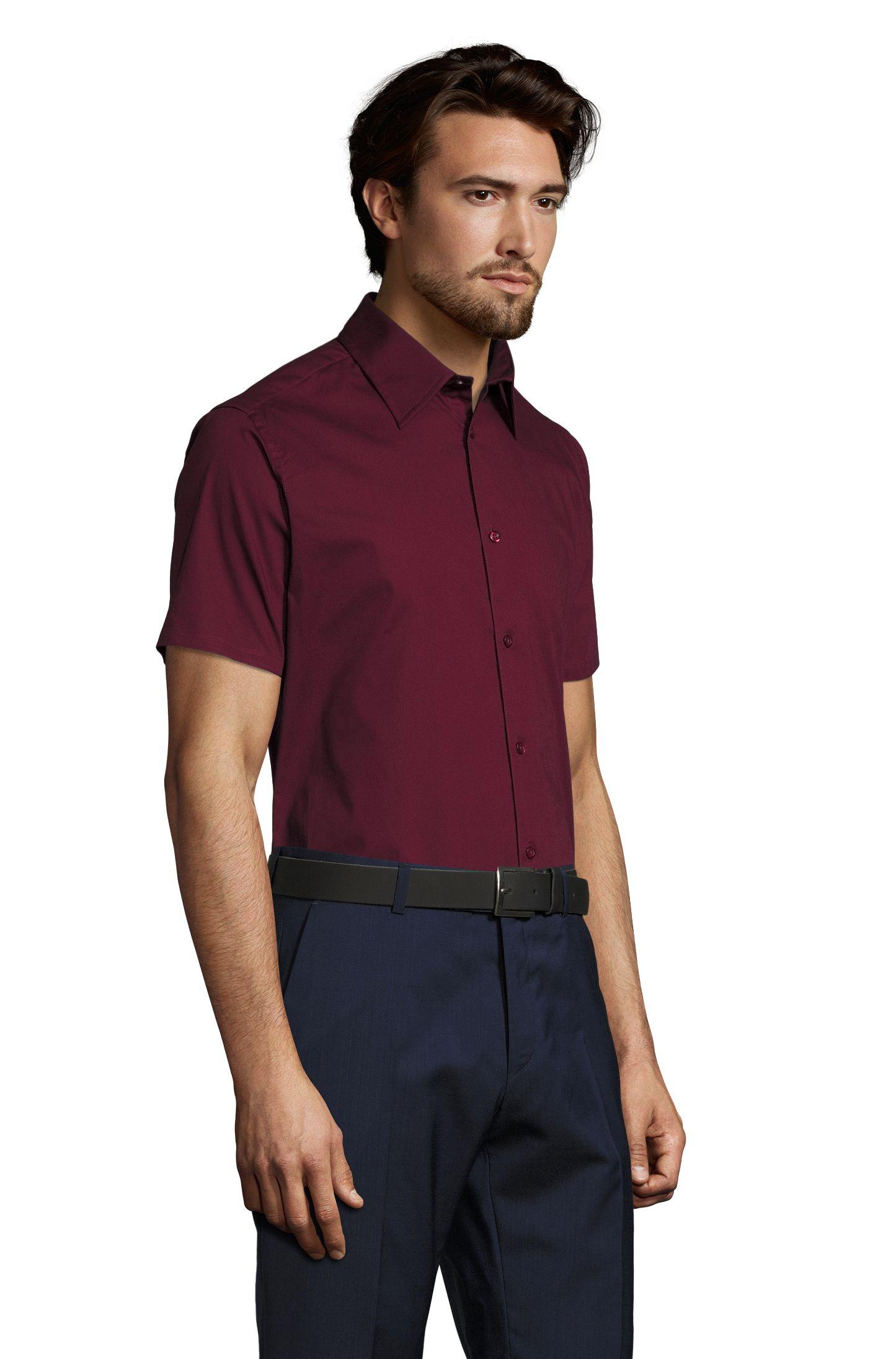 164 - Medium burgundy