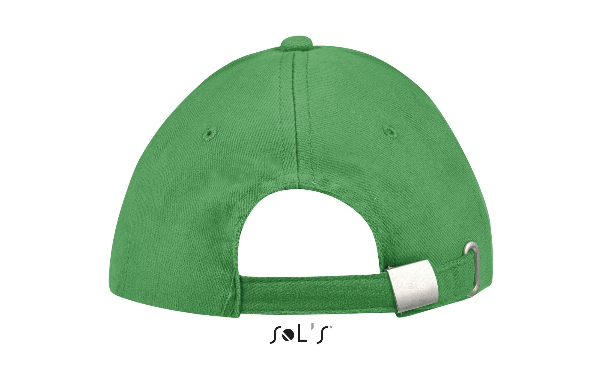 920 - Kelly green / White