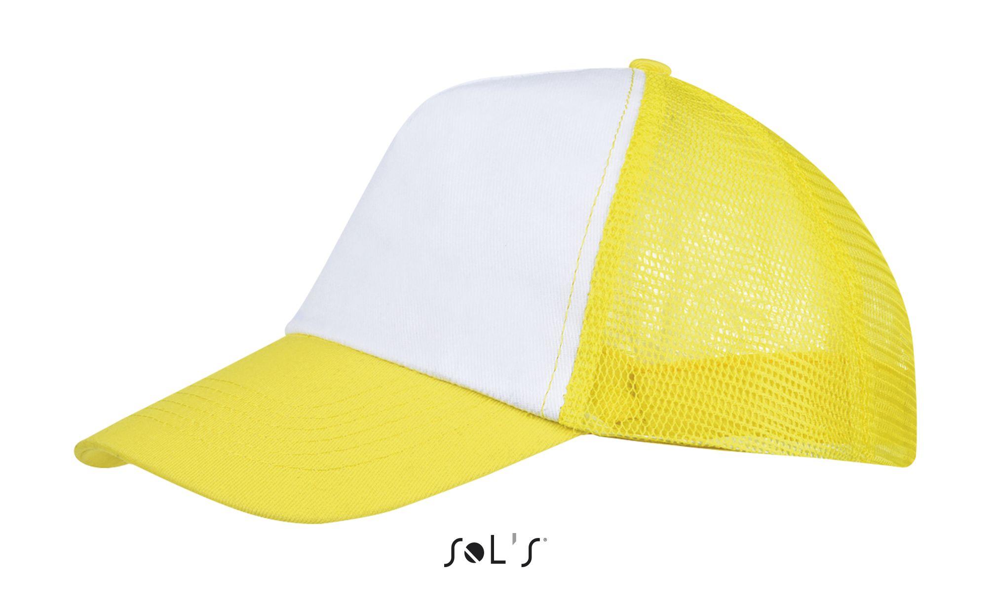 905 - Blanc / Citron
