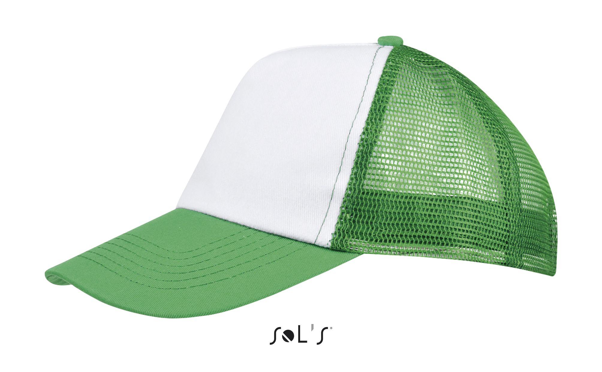 964 - Blanc / Vert prairie