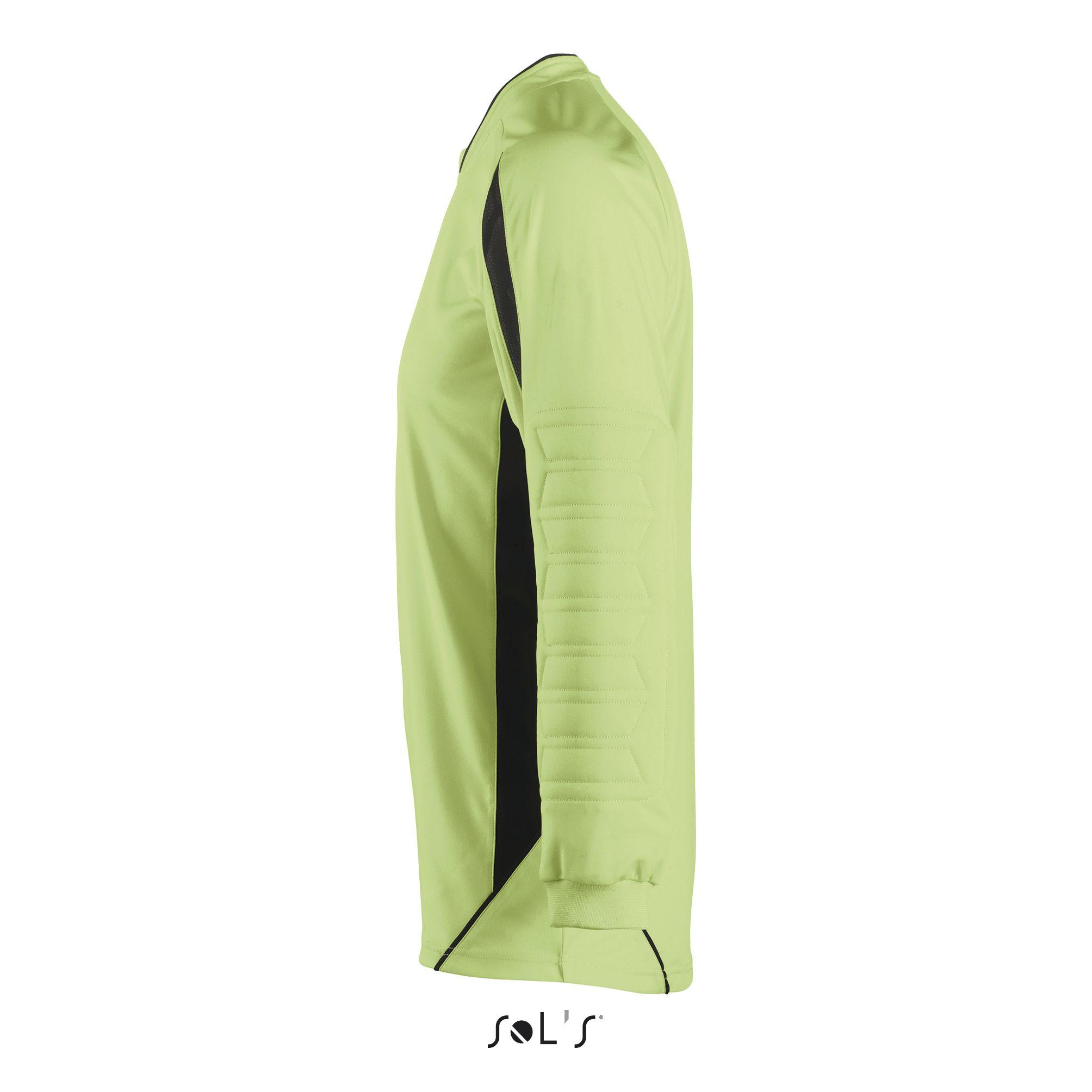 934 - Vert pomme / Noir